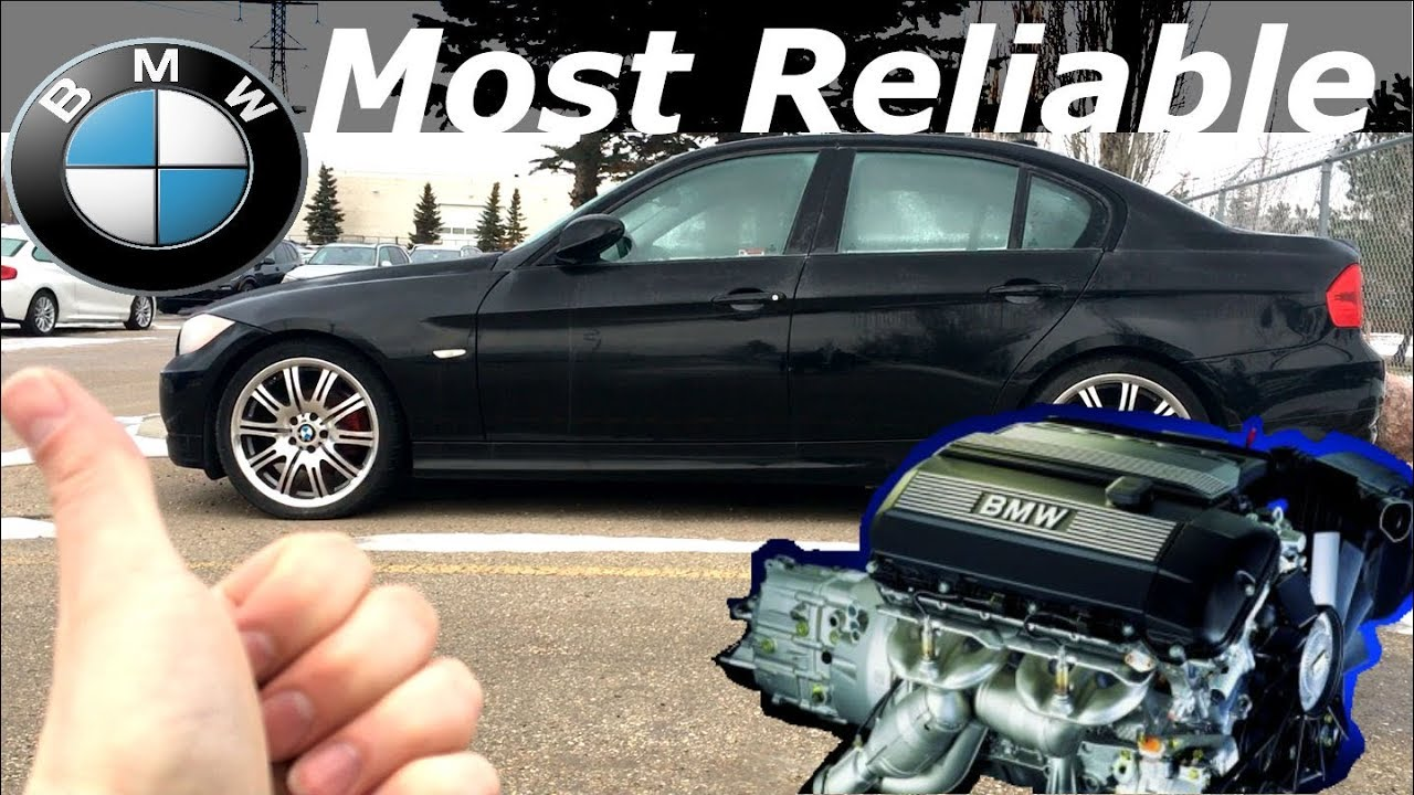 The Most Reliable BMW Engines Ever Made - YouTube