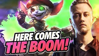 Rekkles | ADC Tristana: HERE COMES THE BOOM!