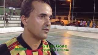 Gilmário Souza de Oliveira no Futsal de Biritinga Campeonato da Consisal