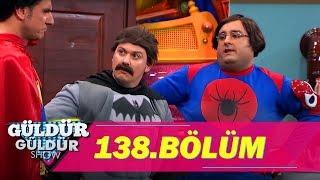 Güldür Güldür Show 138.Bölüm (Tek Parça Full HD)