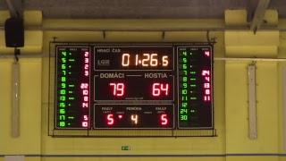 Young Angels Košice - ŽKK Partizan Belehrad