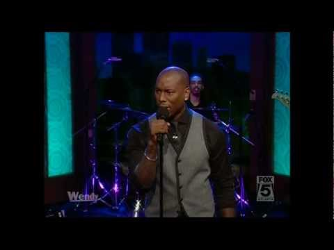 Tyrese - Stay (Live on Wendy Williams 11-02-2011) [HD]