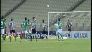 Ceará 0 x 1 Goiás