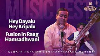 Hey Dayalu Hey Kripalu, Sitar Instrumental (Raag Kirwani)| Sapta Swara Navaratri | Music Video Songs