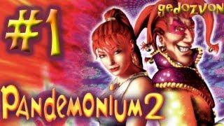 Pandemonium 2 - Episode 1 - Начинается великий кислотный путь