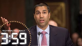 Net neutrality heats up with the FCC  (The 3:59, Ep. 321)