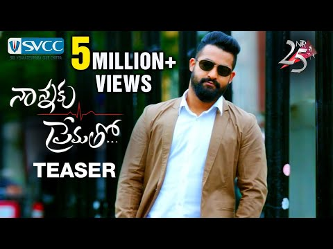 Nannaku Prematho Teaser | Jr NTR | Rakul Preet | DSP | Sukumar | SVCC | Theatrical Trailer