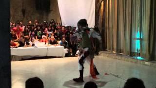 Concurso Regional Colima Kimera Cosplay # 3 HOMBRES