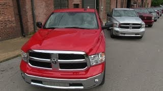 2013 Ram 1500 First Drive 0-60 MPH Test & Review