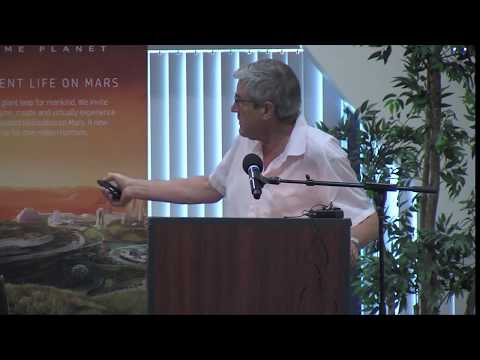 Paul Davies - 20th Annual International Mars Society Convention