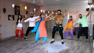 Kulwinder Billa Time Table 2 | Bhangra |Ripanpreet sidhu | The Dance Mafia ,mohali,