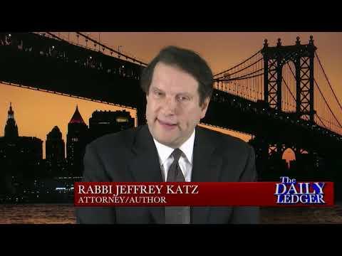 Rabbi Jeffrey Katz on Anti Semitism & Congress