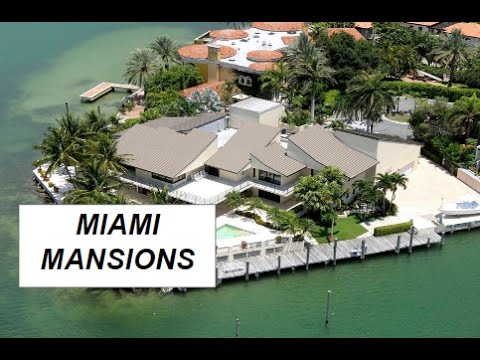 Miami Florida Million Dollar Listings And Mansions For Sale