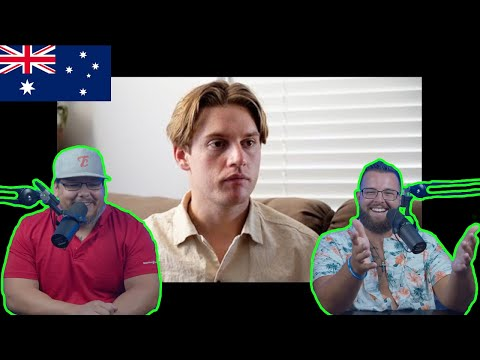 Americans React to When your friend is an NPC   Fairbanks Films Australia