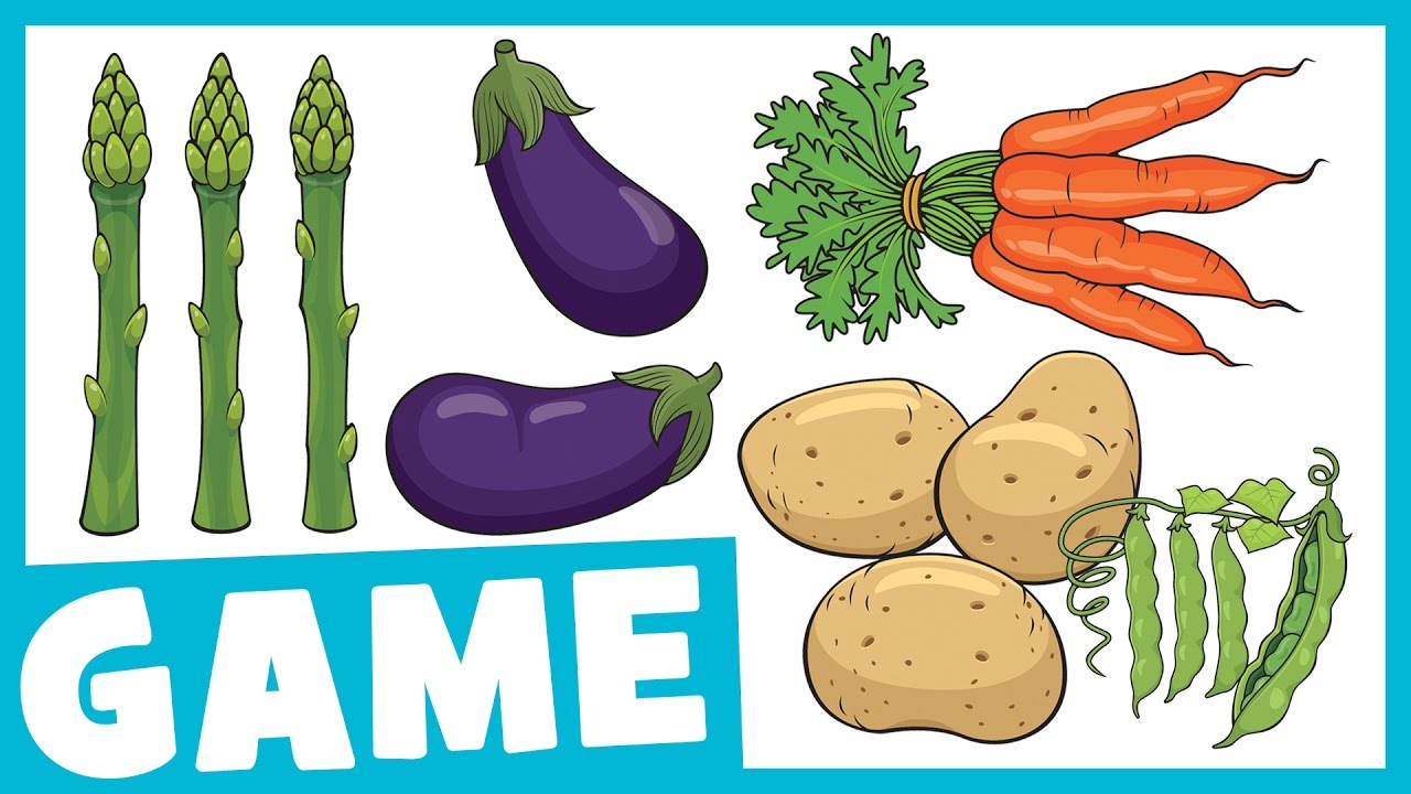 Learn Vegetables for Kids #2 | What is it? Game for Kids | Maple ...