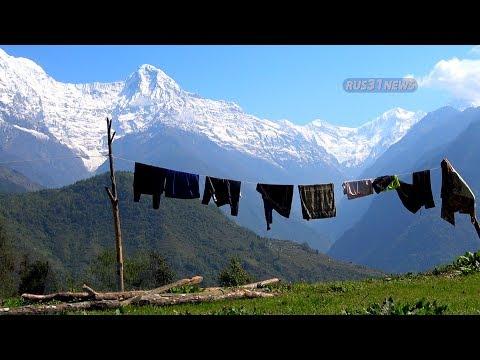 Пешком по Гималаям Непал ч2 Люмле - Гандрук