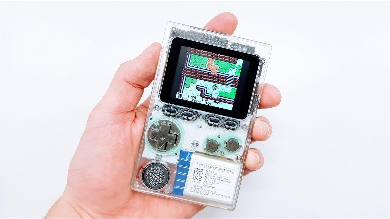 Odroid-go - Emulation - AtariAge Forums