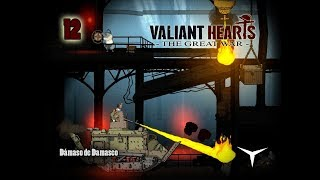 12.Er calentador (Valiant Hearts) // Gameplay Español