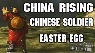 [BF4] Battlefield 4 China Rising  Dragon Pass Chinese Soldier EASTER EGG