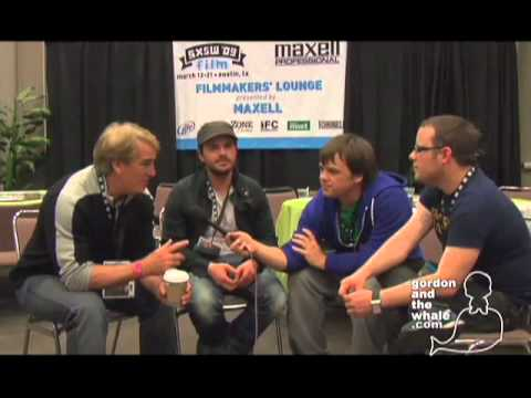 George Hardy and Michael Paul Stephenson SXSW 2010 Interview with Chase Whale and Rusty Gordon