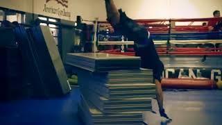 Tony Ferguson's Hardcore Training