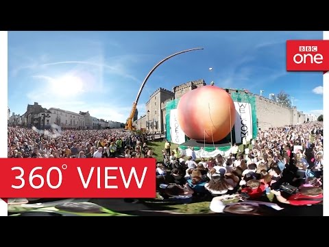 360° Roald Dahl's City of the Unexpected: Highlights - BBC One