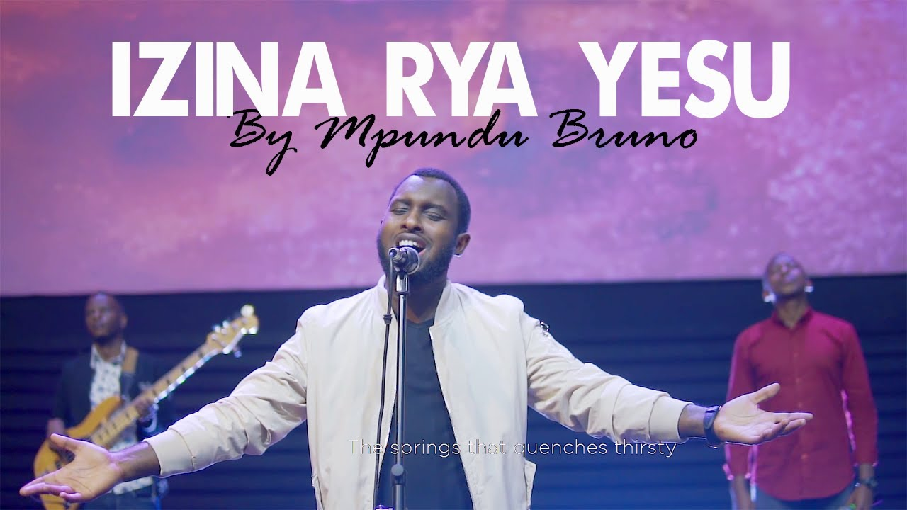 Download Mpundu Bruno - Izina rya Yesu official video