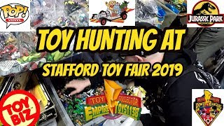 TOY HUNTING AT THE STAFFORD TOY FAIR 11 08 19