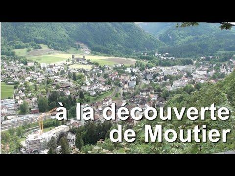 A la découverte de Moutier