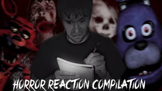 Horror Reaction Compilation #2