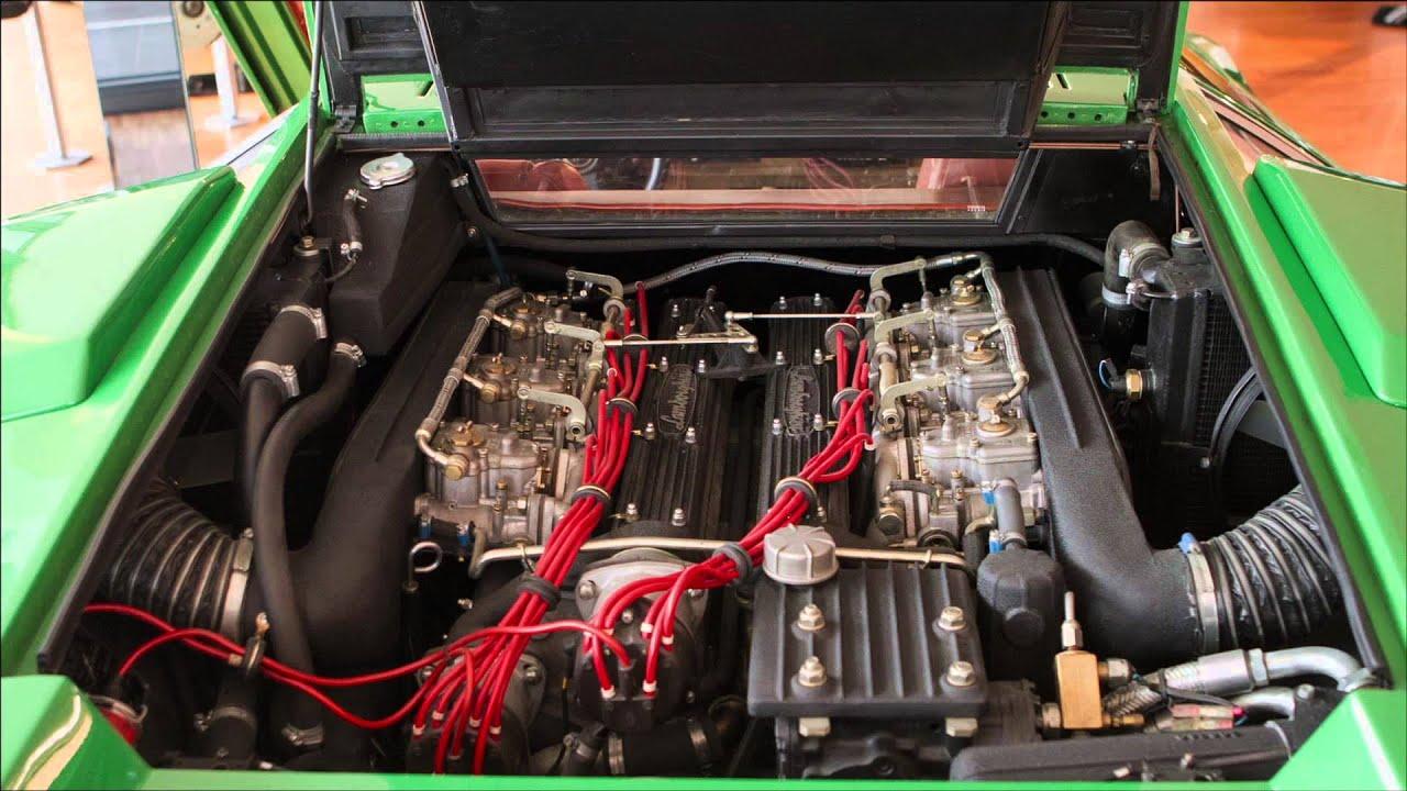 Lamborghini Museum: listen to the stories. Lamborghini and CastrolEDGE
