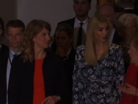 Ivanka Trump Defends Father Over Stance on Women