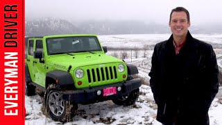 Drive Review Jeep Wrangler Unlimited Rubicon Everyman Driver