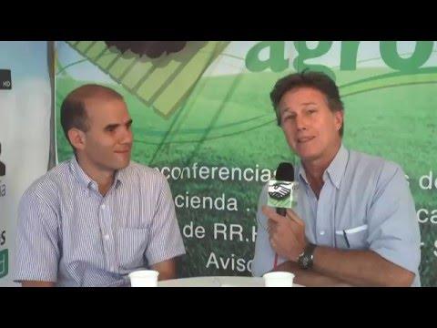 Conversamos con el Pres. de Monsanto sobre las nuevas Tecnologías que traerán