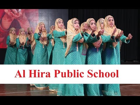 City of Madina  Al Hira Public School students annual Function 2018 by Class 6th