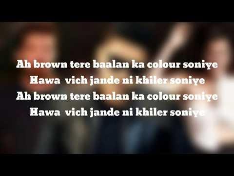 (LYRiCS) Guru Randhawa: Nachle Na Video   DIL JUUNGLEE   Neeti M   Taapsee P Saqib Saleem Jacky