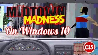 Midtown Madness on Windows 10