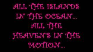 Depeche Mode - World in My Eyes (lyrics)