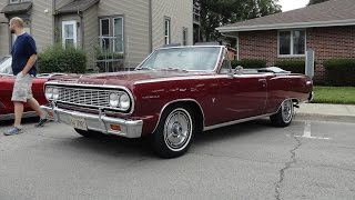 1964 Chevrolet Chevy Malibu Chevelle Super Sport SS Convertible - My Car Story with Lou Costabile