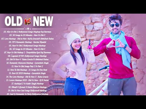 Download Old Vs New Bollywood Mashup Songs 2021 | 90's Romantic Hindi Song Mashup Live_ BOLLYWOOD MASHUP 2021