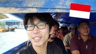 Gambar cover 海に浮かぶ町の生活 【vlog】Belakang Padang, Batam Riau Island Indonesia インドネシアバタムの秘境