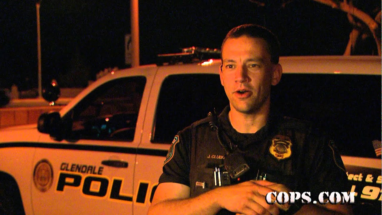 Sorry I Dont Shoplift Officers J Clubb And Tara Mitchell Cops Tv Show