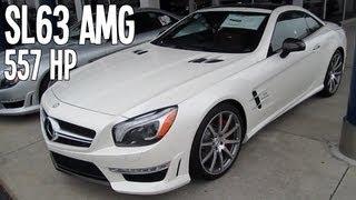 Mercedes-Benz SL63 AMG 2013 Videos