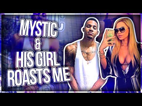 MysticGotJokes and his Girlfriend ROAST ME!!!