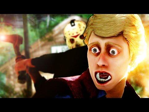 KI KI KI, MA MA MA... MY WORST NIGHTMARE!! | Friday the 13th: The Game (BETA)