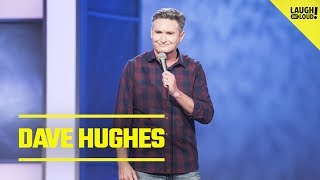 Dave Hughes Doesn't Understand Hipsters And Technology | Just For Laughs