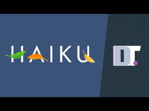 Haiku OS - What Is It?