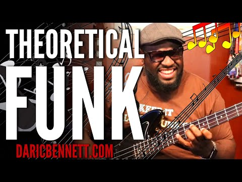 HOW TO APPLY THEORY TO A GROOVE | Bass Guitar Tips ~ Daric Bennett's Bass Lessons