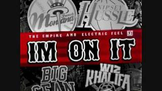 French Montana Ft Big Sean Nipsey Hussle & Wiz Khalifa - Im On It