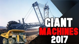 EZ KIKÚRT NAGY!!! | GIANT MACHINES 2017